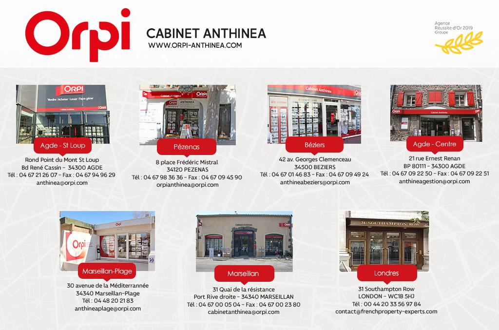 Vente Local commercial LE CAP D AGDE