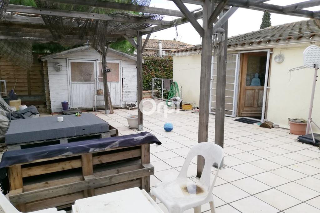 PHOTO1 - VENTE Appartement 4 pièces à Agde et superbe terrasse.