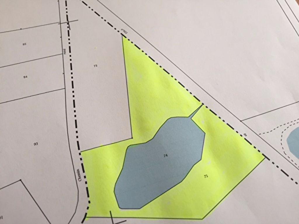 Terrain 0 m² - ANJOUIN