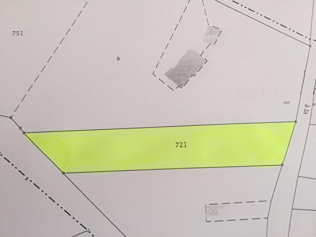 Terrain 1910 m² à vendre à GENOUILLY