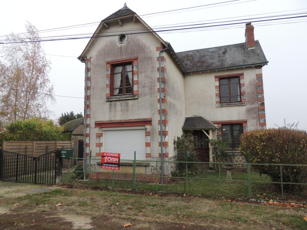 Maison 5 pièces - 4 chambres - FONTGUENAND