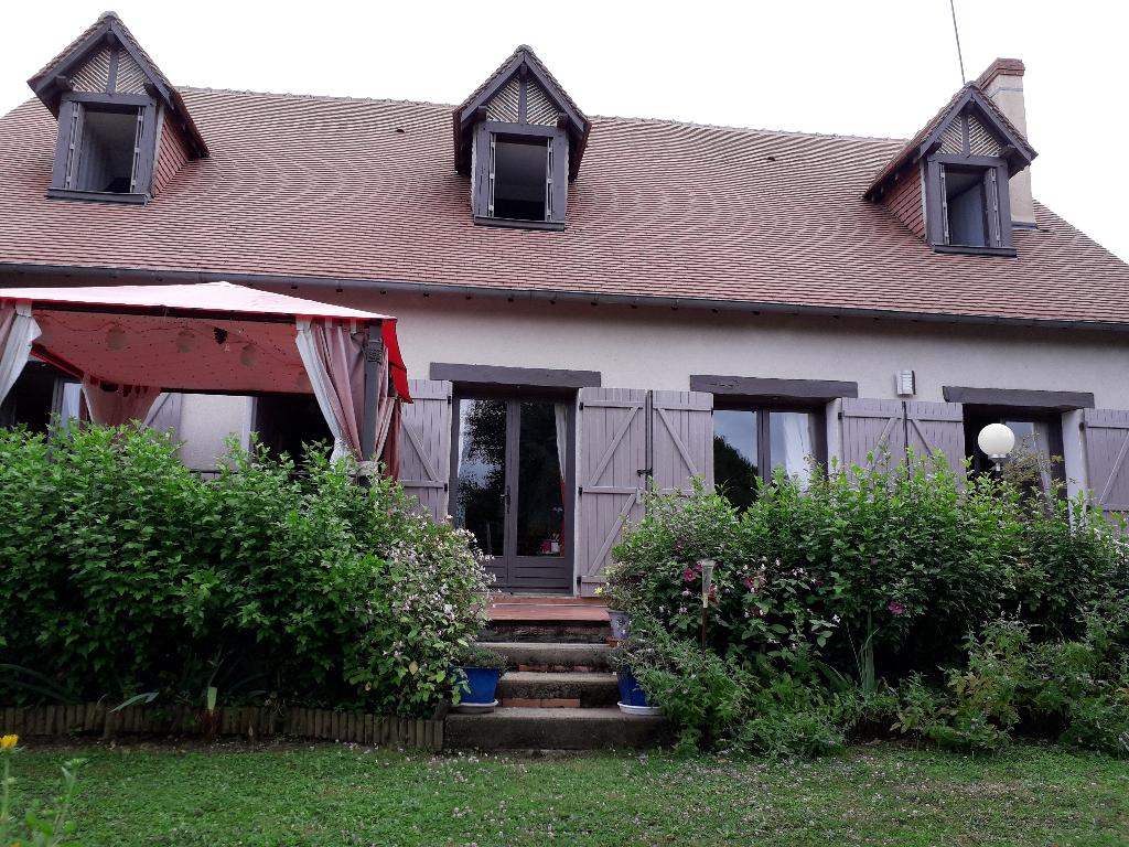 Maison à vendre - Maison familiale 6 chambres ou chambres d 'h
