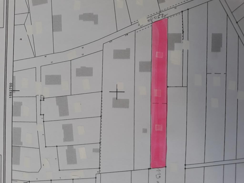 Terrain à vendre - Terrain Gy En Sologne 1510 m2