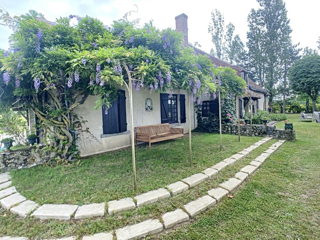 Maison à vendre - Entre Contres et Selles sur Cher