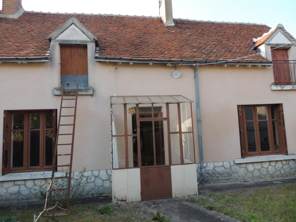 Maison 3 pièces - 3 chambres - SELLES SUR CHER