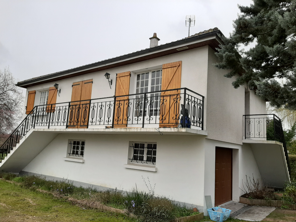 Maison à vendre - Maison Pruniers En Sologne 5 pi