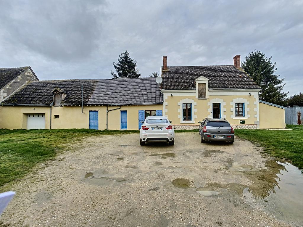 Maison 4 pièces - 2 chambres à vendre à VALENCAY