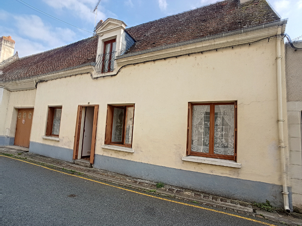 Maison à vendre - MAISON DE VILLE A SELLES SUR CHER.