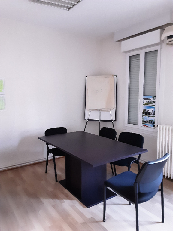 Local/bureau  -  - ROMORANTIN LANTHENAY