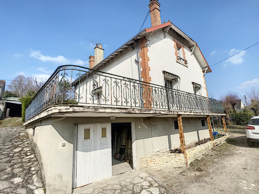 Maison à vendre - Maison Mennetou Sur Cher 4 pi