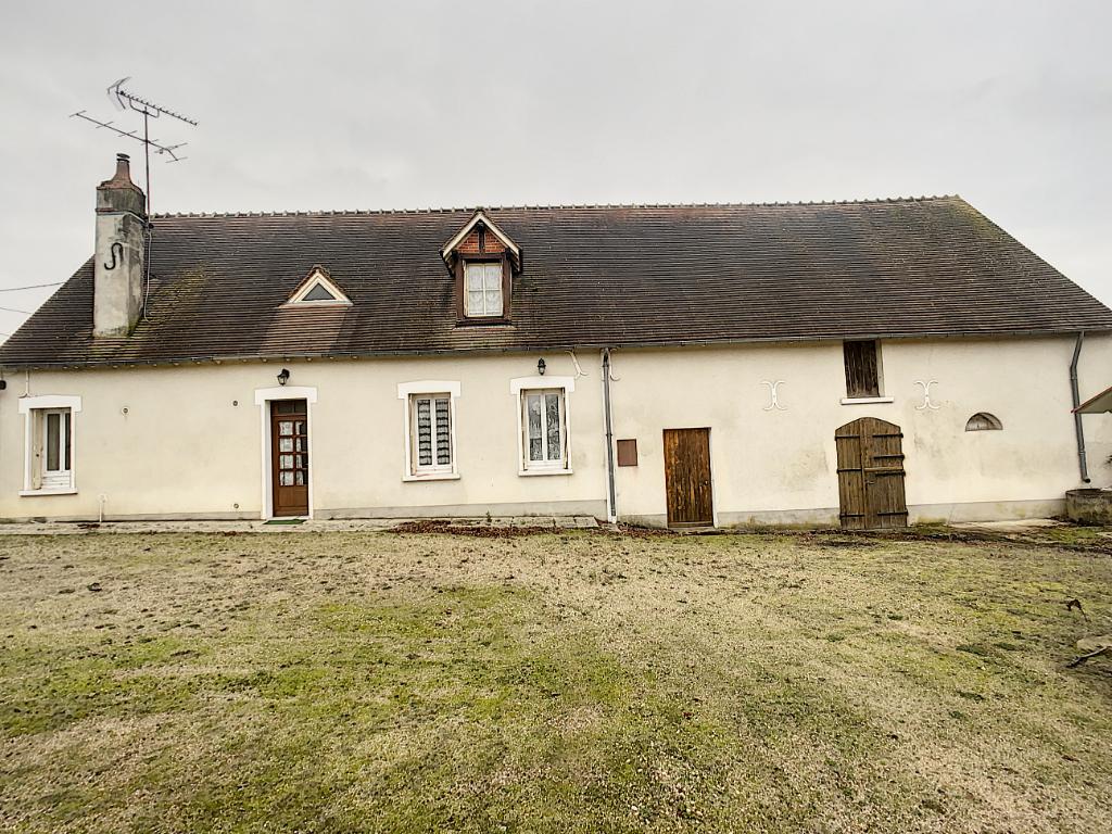 Maison 4 pièces - 3 chambres à vendre à LA CHAPELLE MONTMARTIN