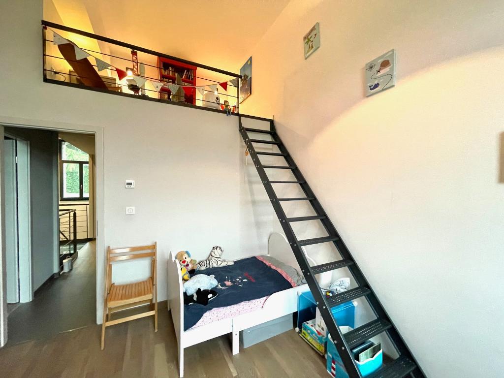 l'appartement Matthieu