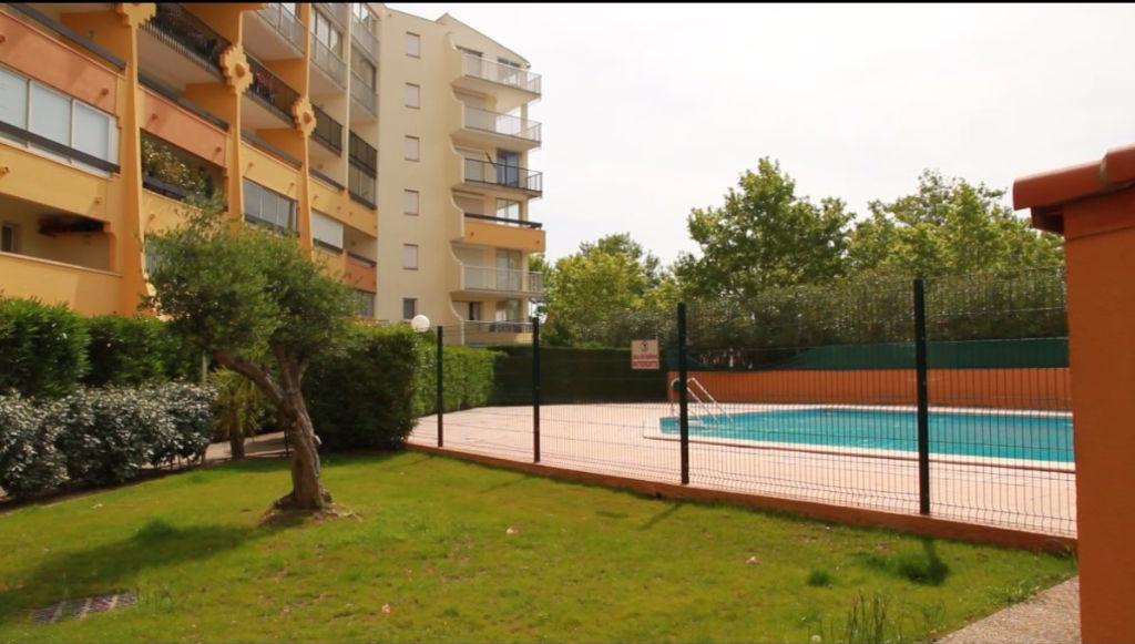 Photo ref 11681 location Appartement Le Cap D Agde 2 pièce(s) plus cabine image 2/6