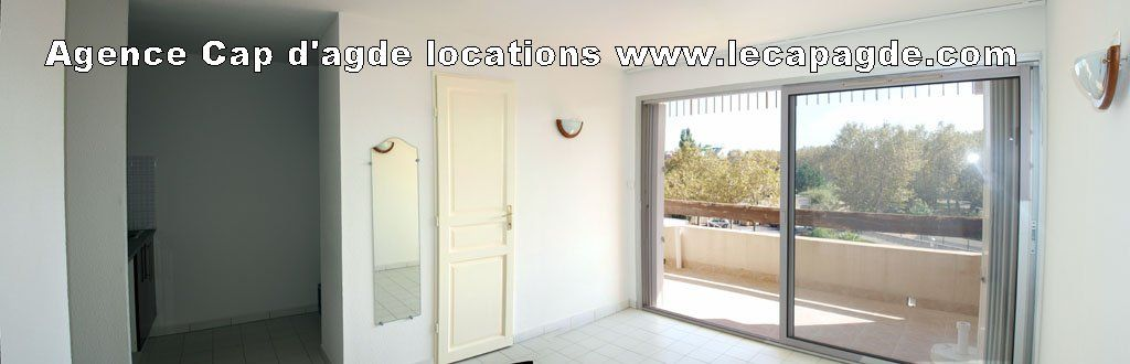 Photo ref 11681 location Appartement Le Cap D Agde 2 pièce(s) plus cabine image 3/6