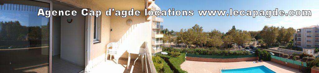 Photo ref 11681 location Appartement Le Cap D Agde 2 pièce(s) plus cabine image 4/6