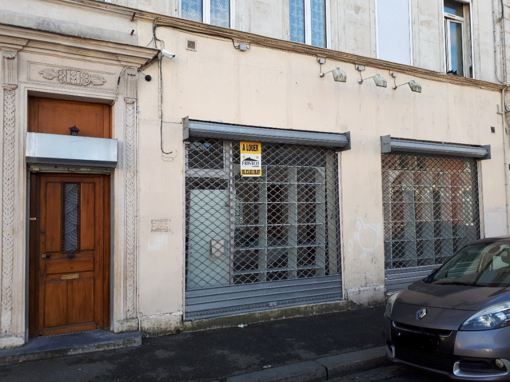 Local commercial Saint Quentin 65 m2