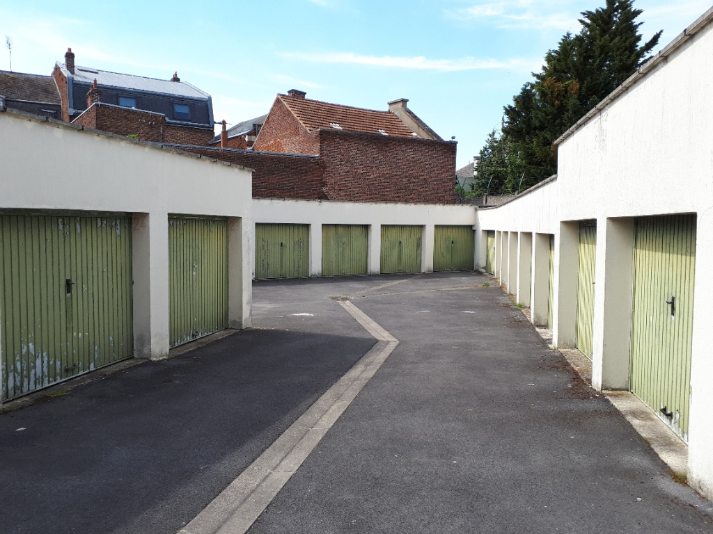 Rental parking spaces Saint quentin 50€ +CH - Picture 1