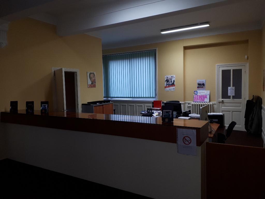 Bureaux Saint Quentin 120 m2
