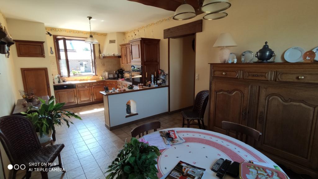 Vente maison / villa Itancourt 316500€ - Photo 6