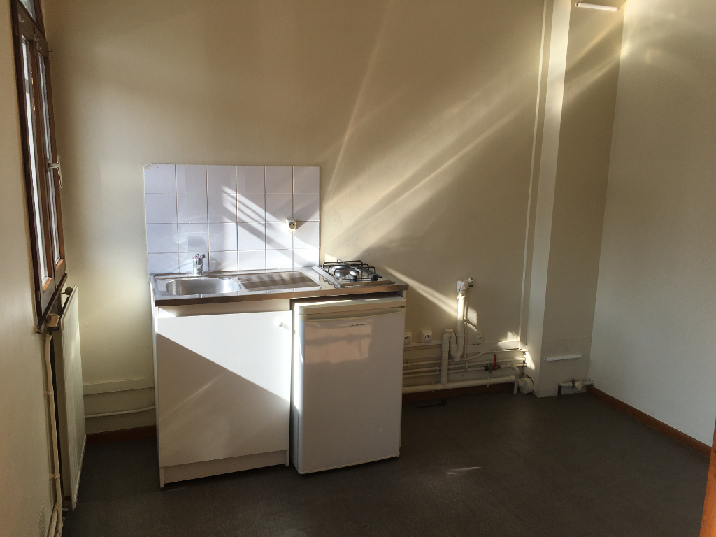Location appartement Saint quentin 375€ CC - Photo 2