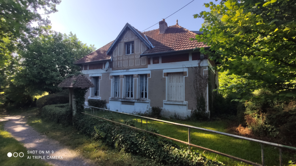 Sale house / villa Tertry 106500€ - Picture 1