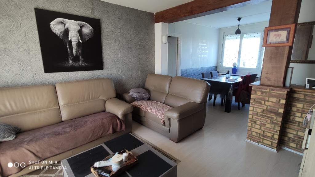 Appartement Saint Quentin 3 pièce(s) env.64 m²
