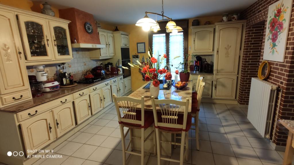 Sale house / villa Montescourt lizerolles 185200€ - Picture 4