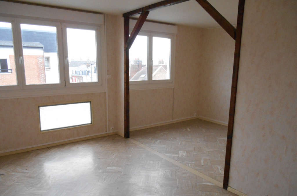 Rental apartment Saint quentin 515€ CC - Picture 2