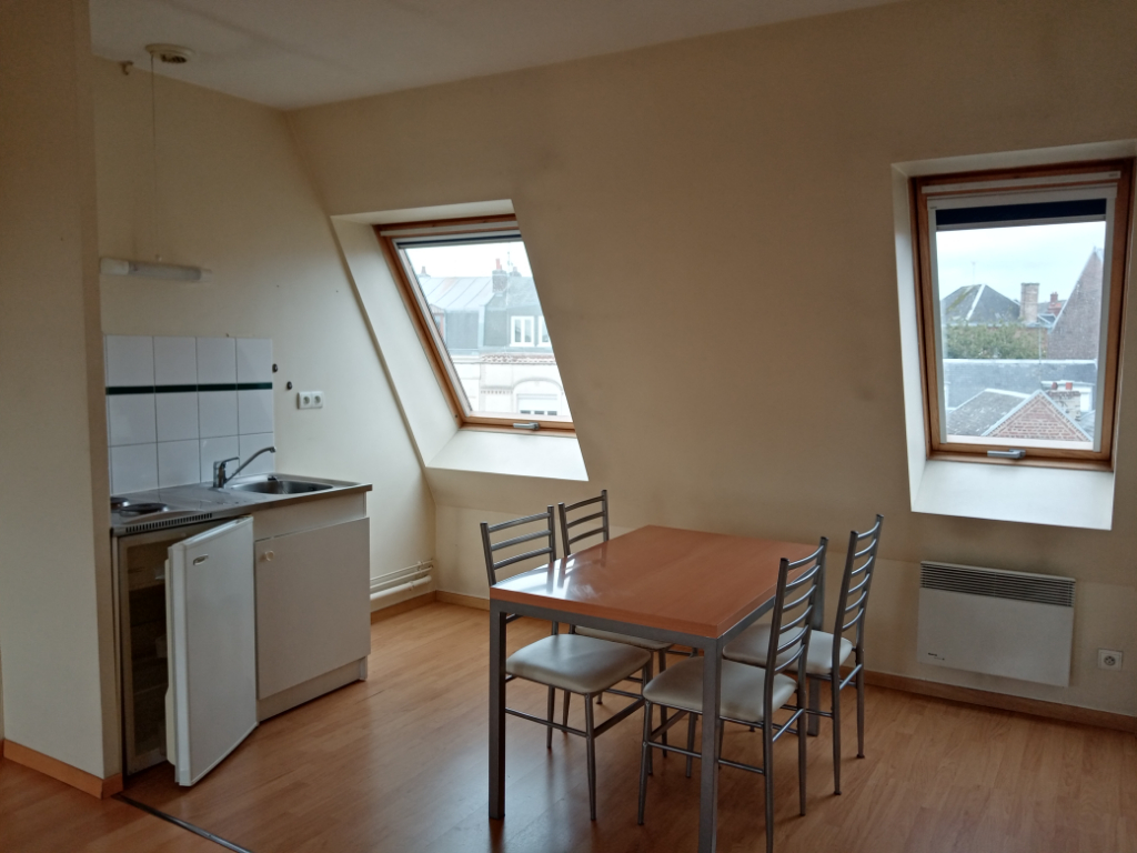 Location appartement Saint quentin 398€ CC - Photo 1