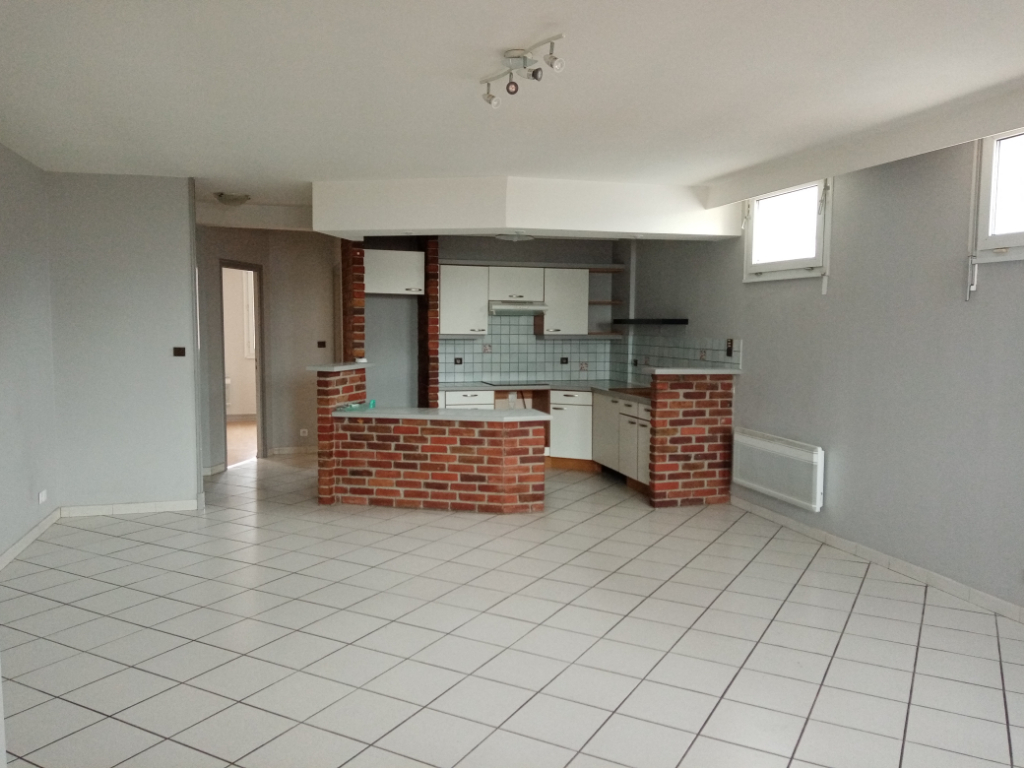 Location appartement Saint quentin 610€ CC - Photo 1