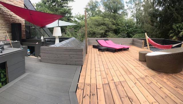 Sale house / villa Gouesnach 397500€ - Picture 2
