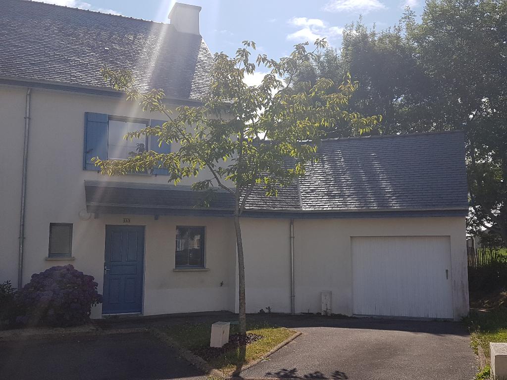 Maison Clohars-Fouesnant 4 pièces - 89.86 m²