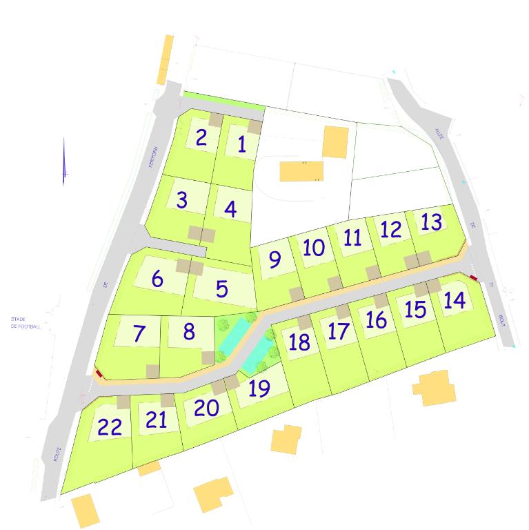Sale site Ploneour lanvern 32000€ - Picture 2