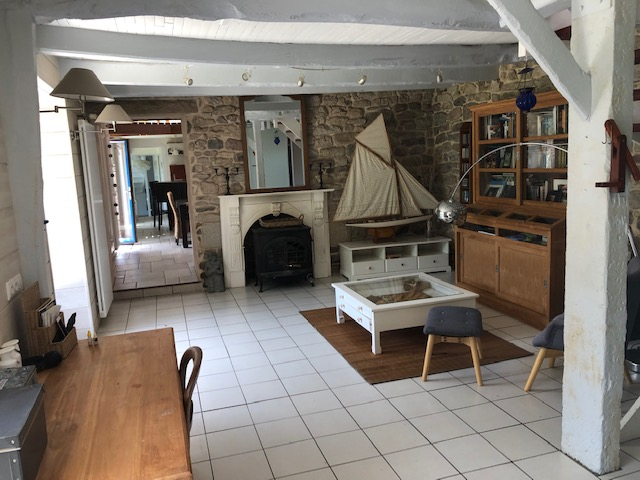 Sale house / villa Pluguffan 481000€ - Picture 2