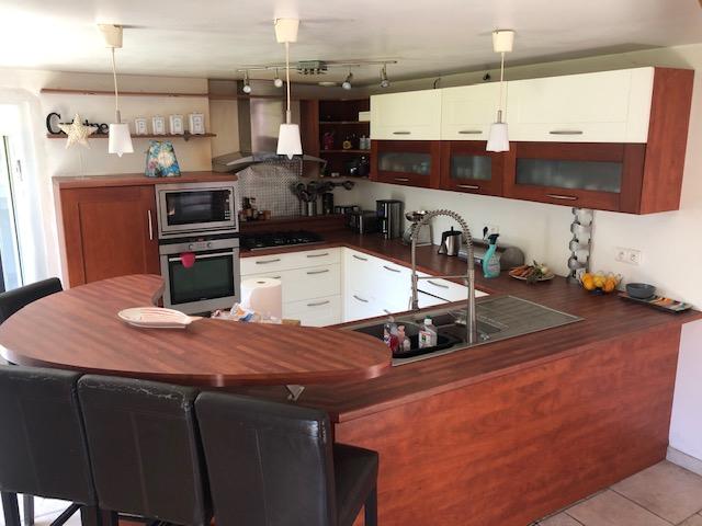 Sale house / villa Pluguffan 481000€ - Picture 5