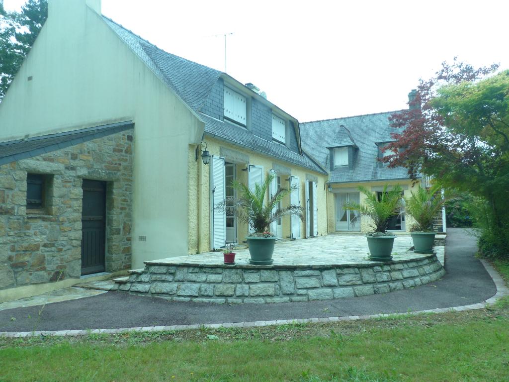 Vente maison / villa Clohars fouesnant 325500€ - Photo 1