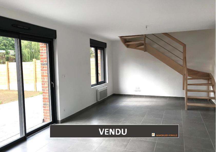 Maison Fleurbaix 3 pièce(s) 62 m2