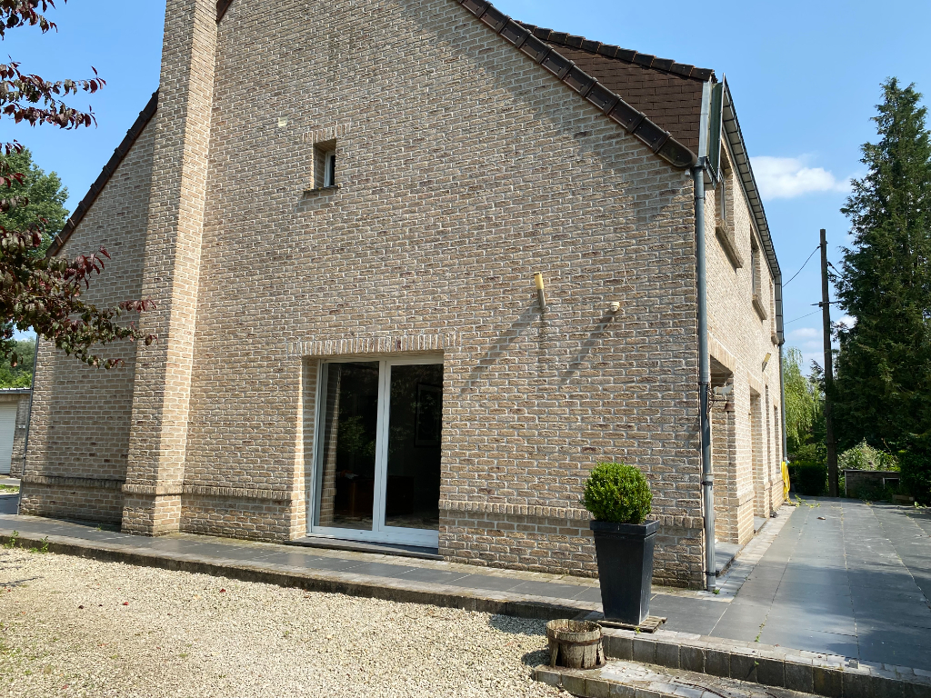 Vente maison / villa Lestrem 494 000€ - Photo 1