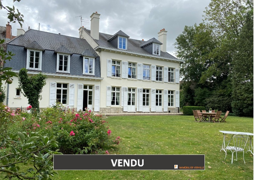 Vente maison / villa Lestrem 594 000€ - Photo 1