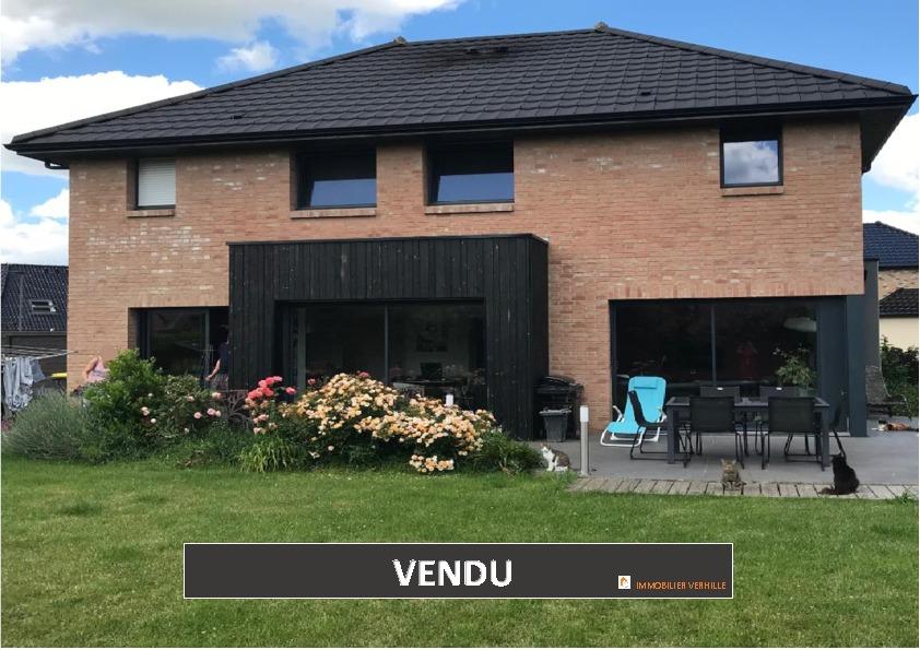 Vente maison / villa Fleurbaix 439000€ - Photo 1