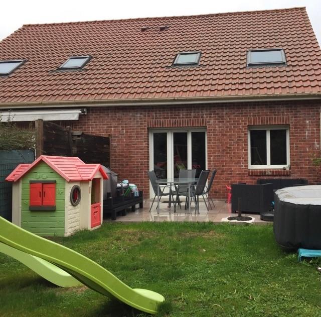 Vente maison / villa Fleurbaix 230000€ - Photo 2