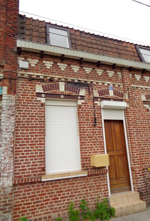 Petite maison de ville Lillers