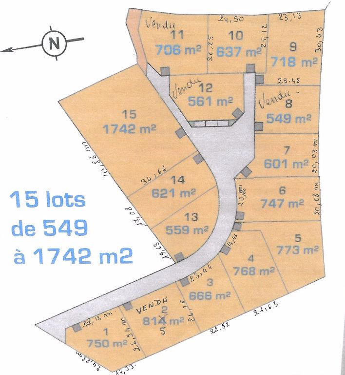 Sale site Plomeur 53950€ - Picture 1