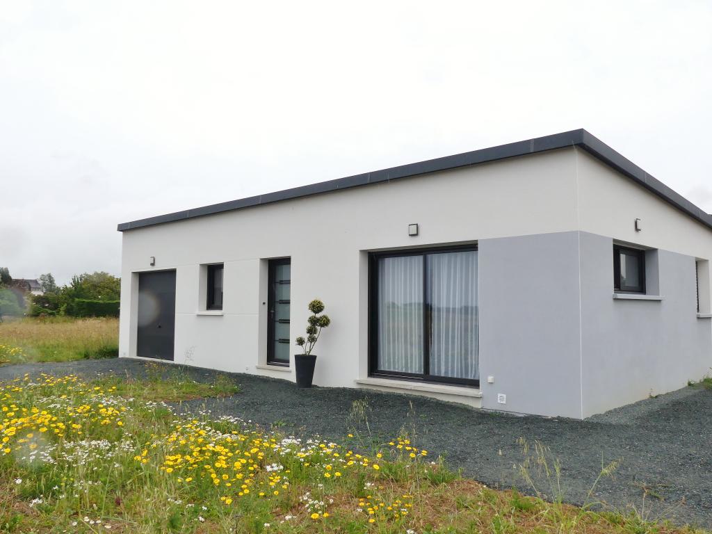 Sale house / villa Ploneour lanvern 164300€ - Picture 2