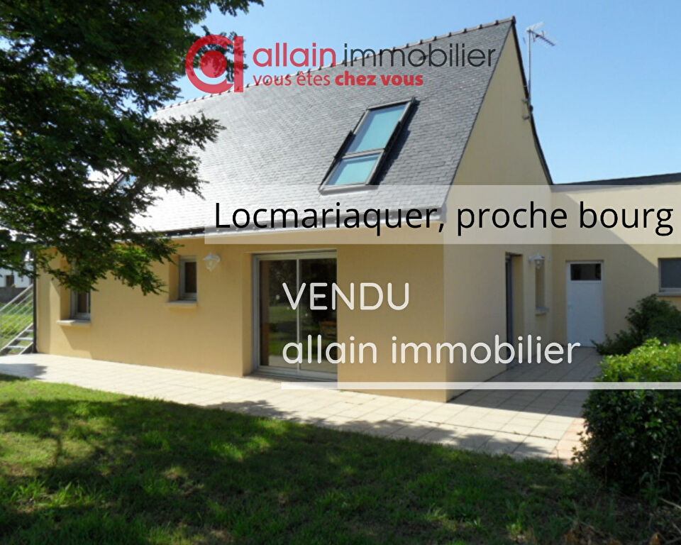 Venta  casa Locmariaquer 378850€ - Fotografía 1