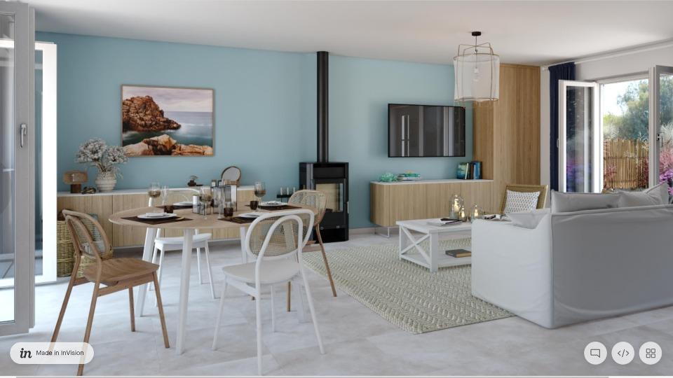 Verkauf haus Le palais 400400€ - Fotografie 9