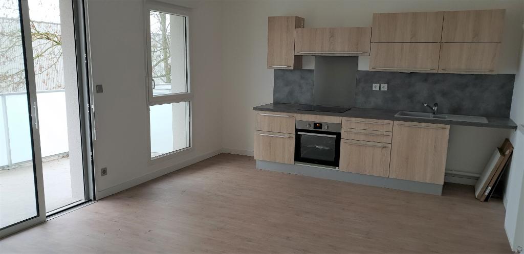 photo de Appartement BBC Perenchies 3 pièce(s) 54.46 m2