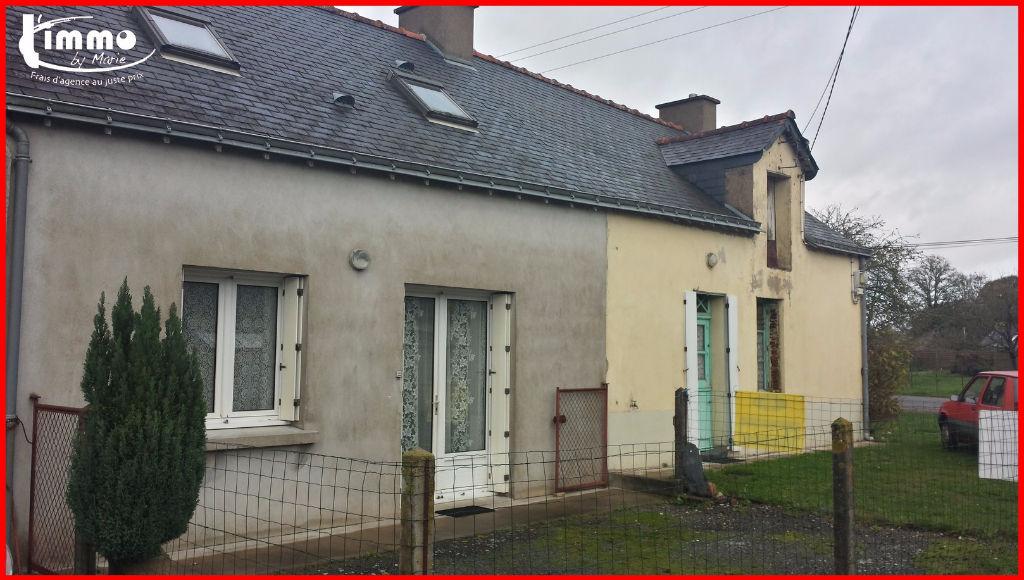 Maison volutive dans hameau gu men penfao 44290 for Maison evolutive prix