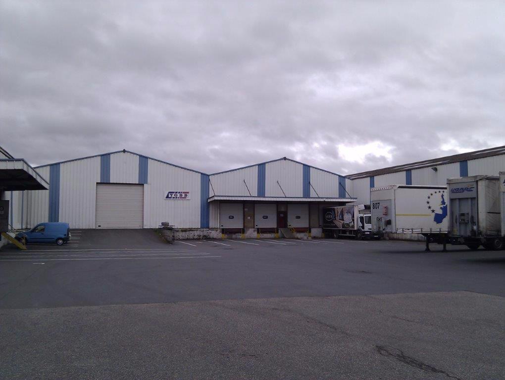 entrepôt en vente GIBERVILLE