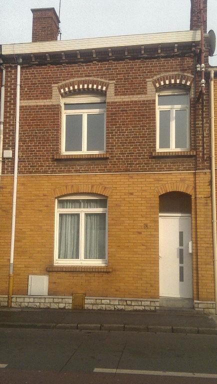 Photographie de la maison